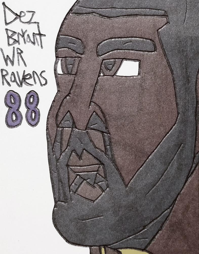 Dez Bryant by armattock